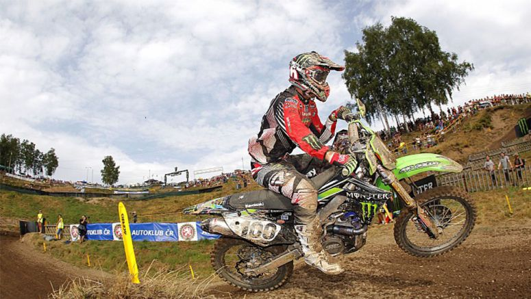 Gold for Jeremy Van Horebeek at the Motocross of Nations