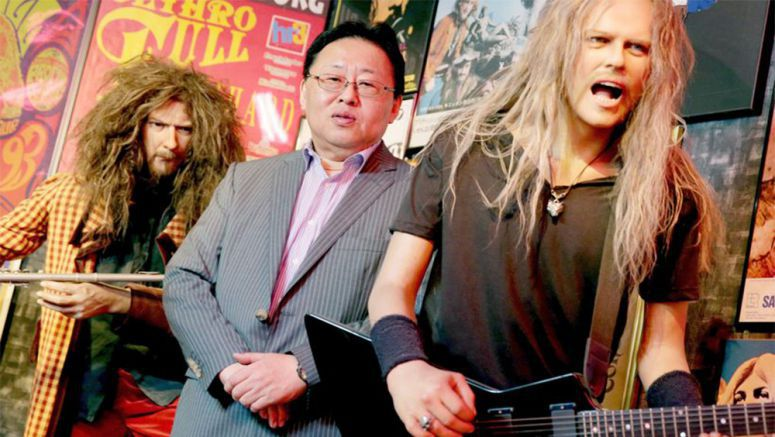 Fans mourn closing of Tokyo Tower rock 'n' roll wax museum