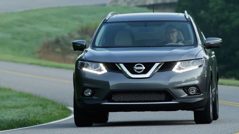 2013 Frankfurt Auto Show : Nissan Rogue Redesigned With Three Rows For 2014 Consumer  Reports ...