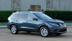 2013 Frankfurt Auto Show : Nissan Rogue redesigned with three rows for 2014