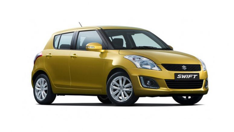 2013 Frankfurt Auto Show : 2014 Suzuki Swift Hatch Preview