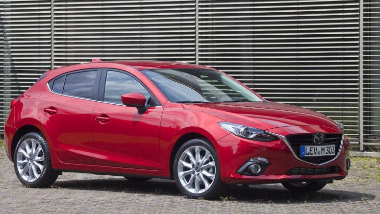 2013 Frankfurt Auto Show : The all-new Mazda3 Official