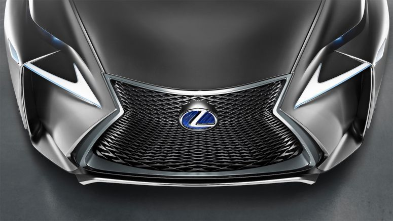 Is Lexus Planning an Even Smaller Crossover?