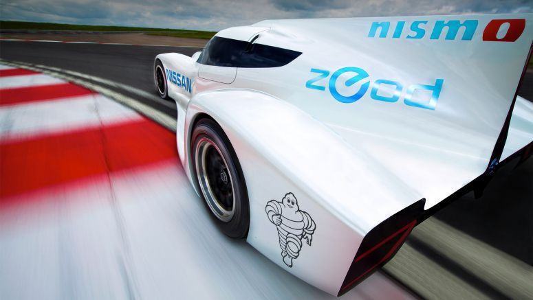Update : Nissan to Showcase the ZEOD RC at Fuji FIA World Endurance Championship Event