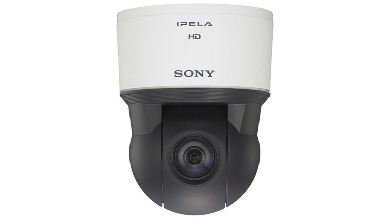 Sony Introduces IPELA Engine PRO Series of Rapid Dome IP Cameras