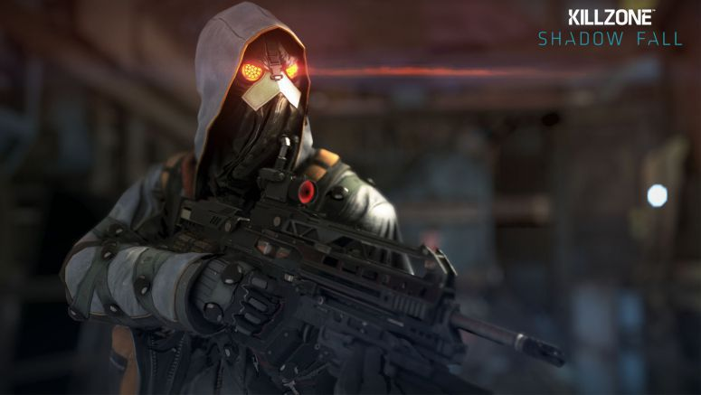 Sony Killzone Shadow Fall: Take the Oath and Build Your Own Trailer