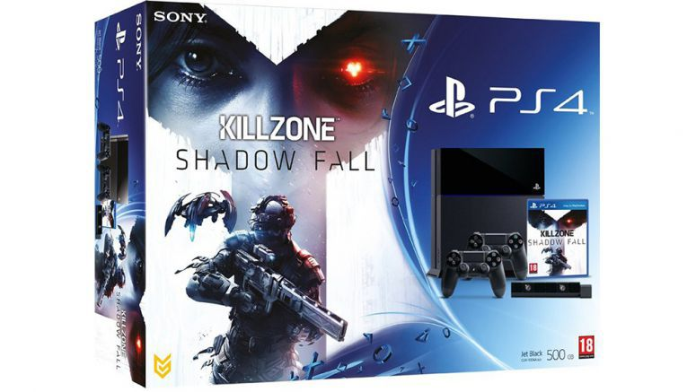 Another Killzone: Shadow Fall Sony PS4 bundle listed on Amazon France