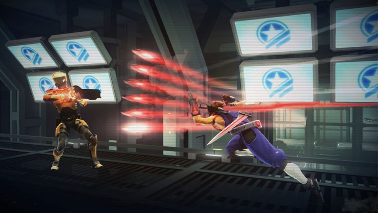 Sony : Strider Hands-on: Remember Your Ninja Training