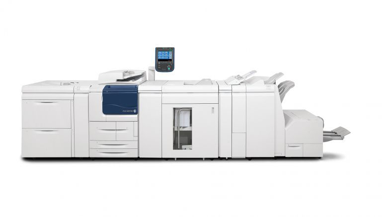 Fuji Xerox Strengthens High-Speed Monochrome Printer Lineup to Support Graphical Outputs and Mission-Critical Data Printing
