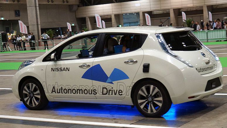 VIDEO : Nissan's Autonomous Drive to showcase at Auto China 2014