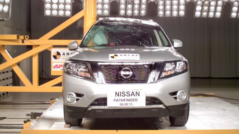Nissan Juke, Pathfinder earn five-star ANCAP safety ratings