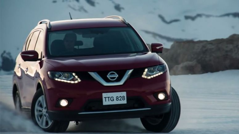 VIDEO : New Nissan X-Trail 2013.12 DEBUT