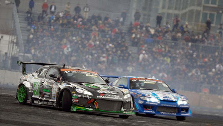 """Tokyo Drift"", Premier Drift Event to be Held in Odaiba on November 9th and 10th"
