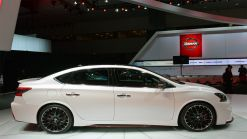 2013 Los Angeles Auto Show : Nissan Sentra gets mean with 240-hp Nismo concept