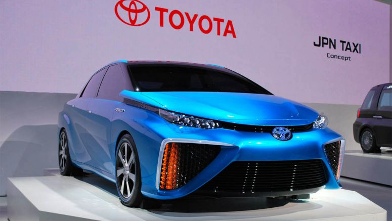 Toyota forms in-house think-tank for EV development