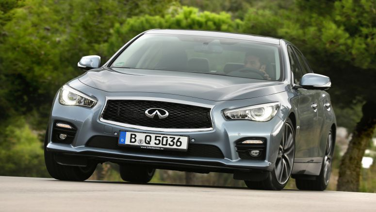 Infiniti adds two-litre turbocharged petrol engine to Q50 range