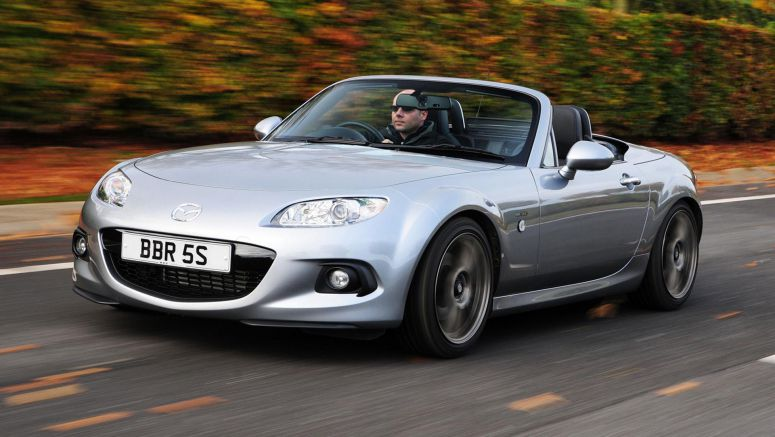BBR Turbocharges Mazda MX-5 to 268HP in the UK, Does 0-60 MPH in 4.9 Sec