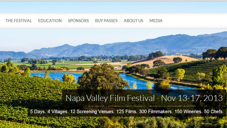 VIDEO : Sony at Napa Valley Film Festival 2013