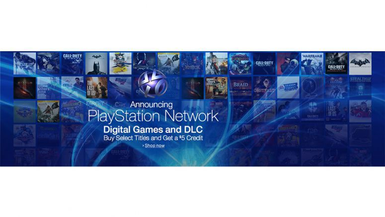 Sony now lets you buy digital PlayStation games from Amazon and other retailers