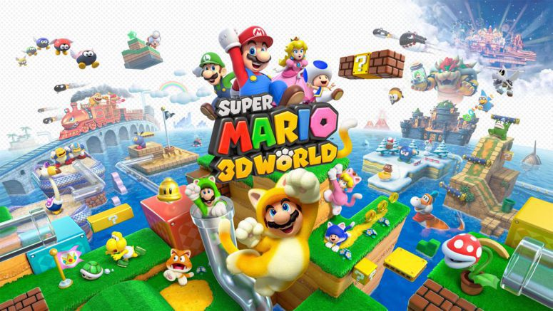 Super Mario 3D World Will Drive Wii U Sales for Christmas, Says Nintendo