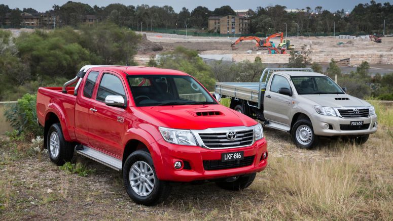Toyota HiLux: safety, tech upgrades for single- and extra-cab utes