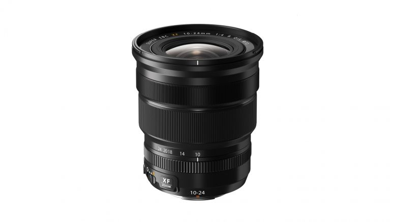 Fujifilm Super-wide-angle 2.4X zoom lens for X-mount Cameras