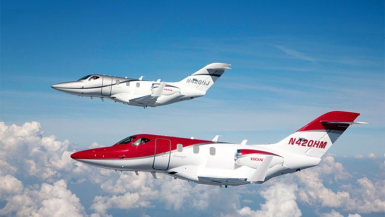HondaJet Achieves FAA Type Inspection Authorization; Honda Aircraft Company's Customer Service Facility Receives FAA Part 145 Certification