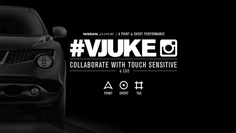 VIDEO : Nissan #VJUKE - The Point and Shoot Performance
