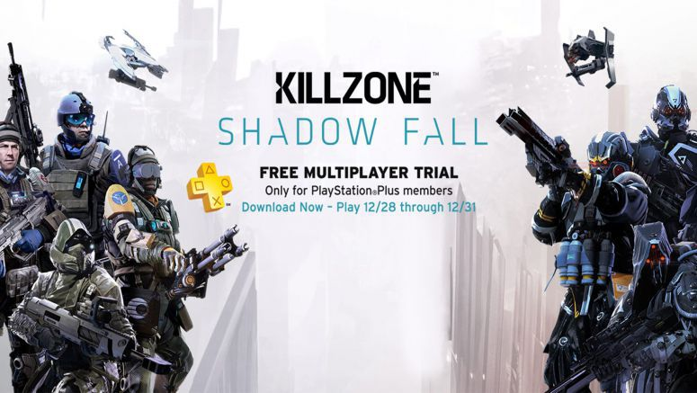 Sony : Killzone Shadow Fall: Free Multiplayer Weekend Starting December 28th