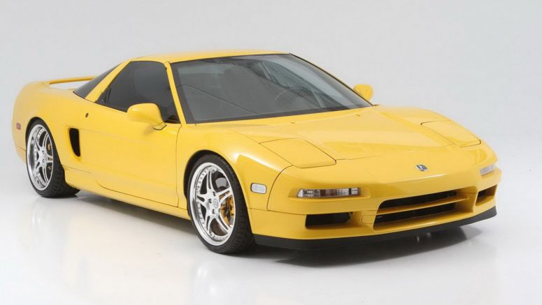 2001 Acura NSX-T with a Mere 3,000 Miles will Make You Drool
