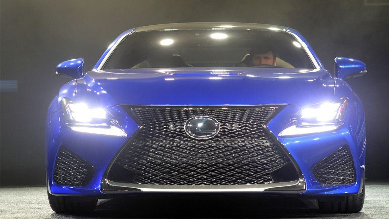 Explaining the Lexus Spindle Grille