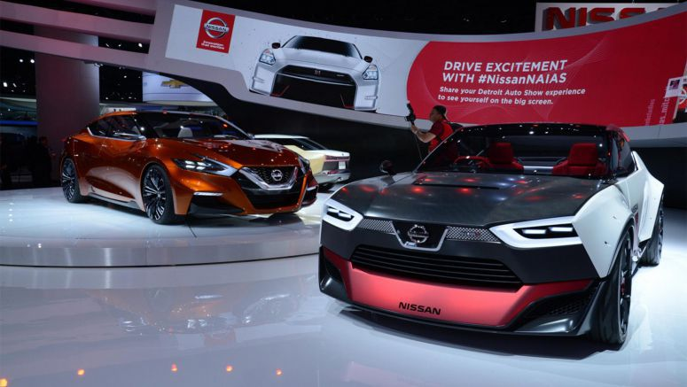 2014 Detroit Auto Show : Nissan IDx Concepts Visit Detroit, at Least One of Them May Be Built in 2016