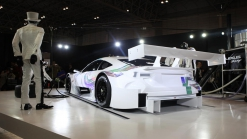 2014 Tokyo Auto Salon : Lexus RC F GT500 is Just Plain Fast Looking
