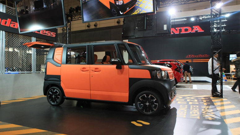 2014 Tokyo Auto Show : Honda Element Style Revived in Whacky Concept
