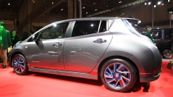 2014 Tokyo Auto Show : Nissan Leaf Aero Style Hints at Future Design