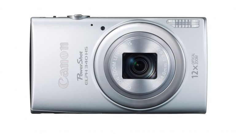 CES 2014 : Canon unveils WiFi-equipped PowerShot SX600 HS, ELPH 340HS point-and-shoots