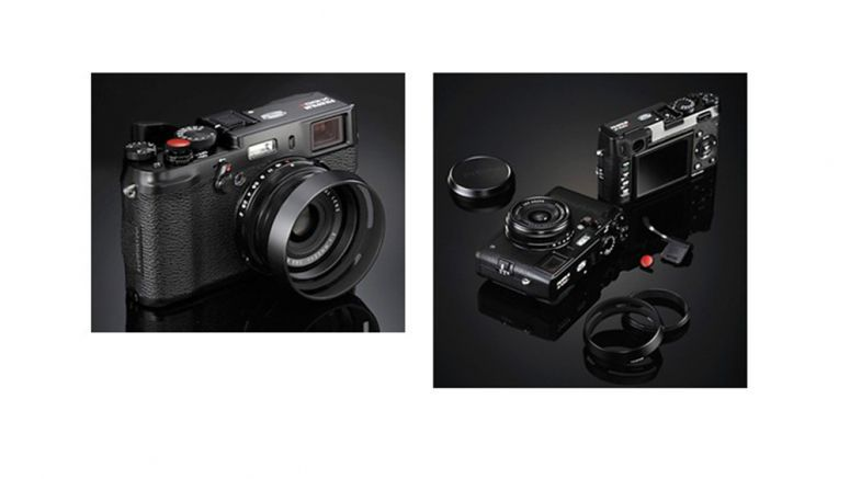 Fujifilm X100S Black Limited Edition Unveiled in Japan, Ships February 22