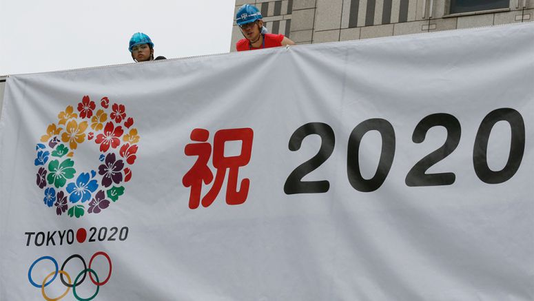 Preparations for 2020 Olympics changing Tokyo atmosphere and economy
