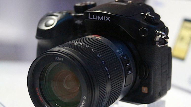 CES 2014 : Panasonic's next GH mirrorless camera will record 4K video, arrive late February for under $2,000
