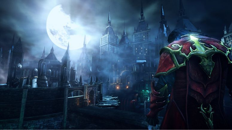 Sony : Hands-on with Castlevania: Lords of Shadow 2
