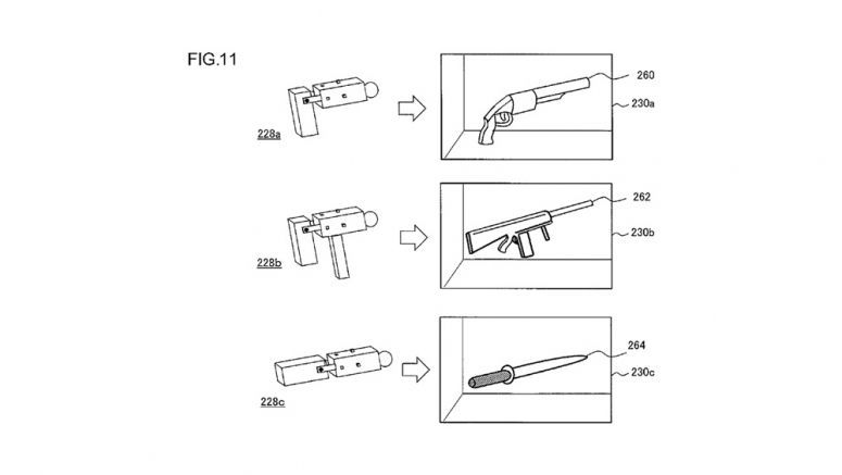 Sony patent filing would let you reshape your PlayStation Move controller