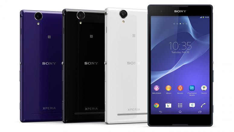 Sony Introducing Xperia T2 Ultra and Xperia T2 Ultra dual – the large screen smartphones for entertainment on-the-go