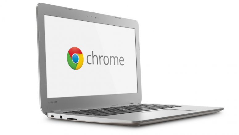 CES 2014 : Toshiba Chromebook is the company's first Chrome OS device; arrives next month for $279