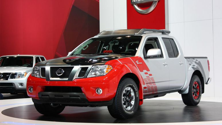 2014 Chicago Auto Show : Nissan's Cummins tie-up bears first fruit with Frontier Diesel Runner concept