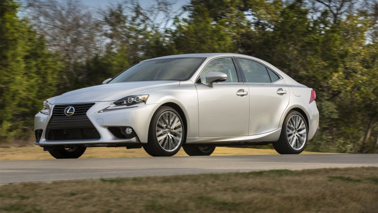 Don't Let Your Neighbors Know - Owning a Lexus May Cost Less Than They Think