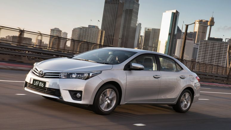 Toyota : New Corolla Appeals To The Heart As Well As The Head
