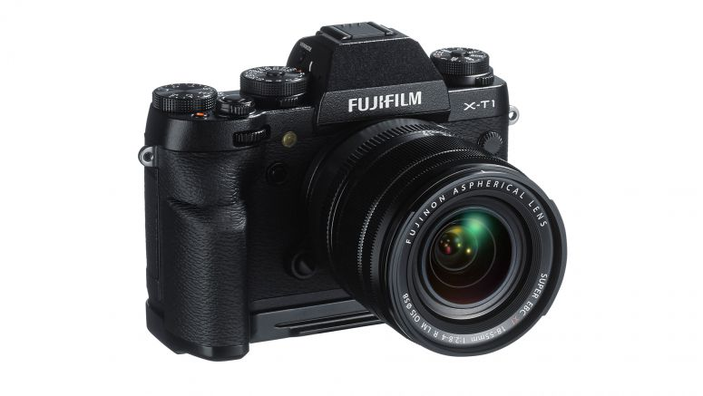 Fujifilm's dial-filled X-T1 is a manual shooter's dream