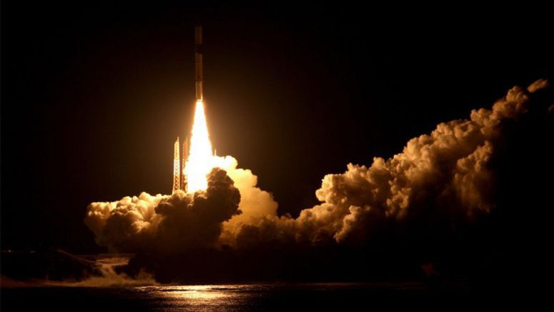 Japan H-2A successfully carries GPM observatory into orbit