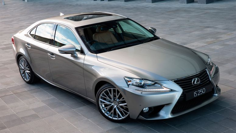 Lexus IS Sedan Makes World Car Of The Year Cut Twice