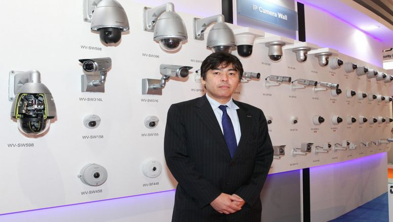 Panasonic Impresses with Cutting Edge Security Solutions at Intersec 2014